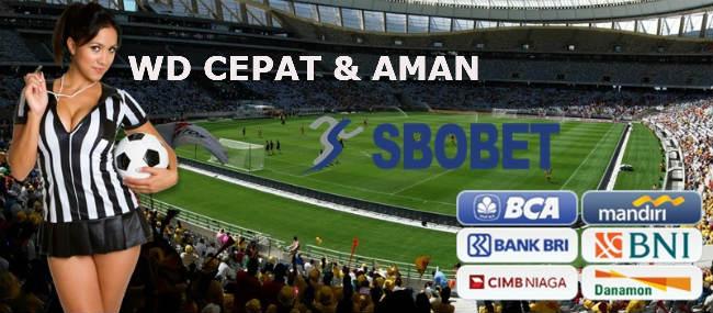 Agen Sbobet withdraw judi online cepat dan aman