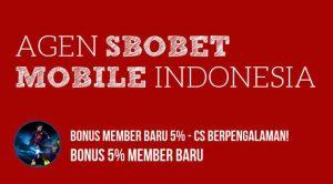 bonus member baru sbobet