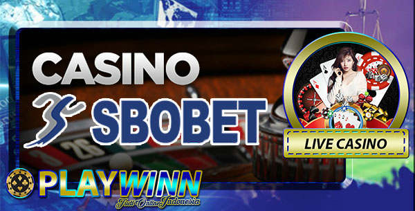 judi live casino sbobet online